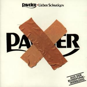 Paveier - Lieber Schweigen CD