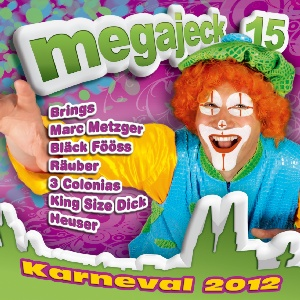 diverse Interpreten - Megajeck 16 CD