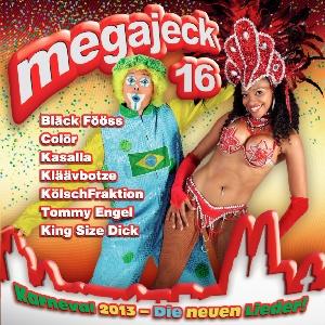 diverse Interpreten - Megajeck 16