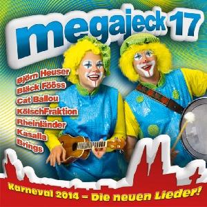 diverse Interpreten - Megajeck 17