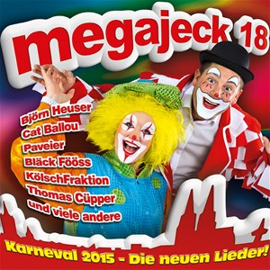 diverse Interpreten - Megajeck 18