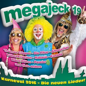 diverse Interpreten - Megajeck 19 CD