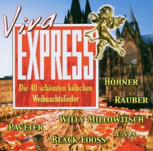 diverse Interpreten - Viva Express-Die 40 Schönsten CD