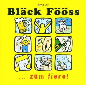 Bläck Fööss - Best Of...Zum Fiere CD