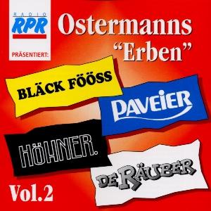 """diverse Interpreten - Ostermanns """"Erben"""",Vol.2"""