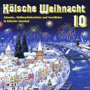 diverse Interpreten - Kölsche Weihnacht 10