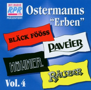 diverse Interpreten - Ostermanns Erben Vol.4