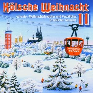 diverse Interpreten - Kölsche Weihnacht 11