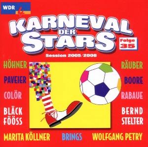 diverse Interpreten - Karneval Der Stars 35