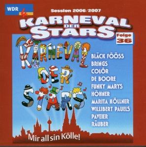 diverse Interpreten - Karneval Der Stars 36