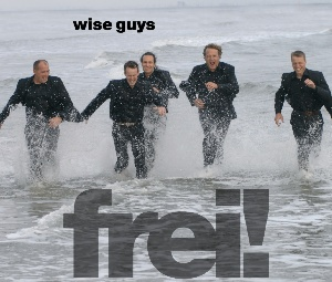 Wise Guys - Frei CD