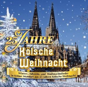 diverse Interpreten - 25 Jahre Kölsche Weihnacht