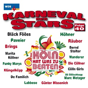 diverse Interpreten - Karneval der Stars, Folge 40
