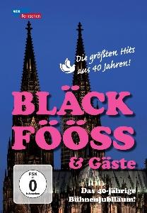 Bläck Fööss - 40 Jahre Bläck Fööss - Live vom Roncalliplatz