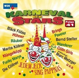 diverse Interpreten - Karneval der Stars 41
