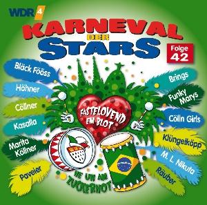 diverse Interpreten - Karneval der Stars 42