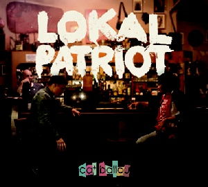 Cat Ballou - CD Lokalpatriot