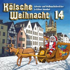 diverse Interpreten - Kölsche Weihnacht 14