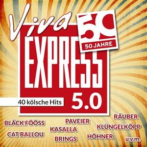 diverse Interpreten - Viva Express 5.0