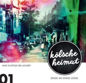diverse Interpreten - Kölsche Heimat 2016 Download-Album