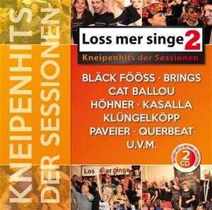 diverse Interpreten - Loss mer singe - Kneipenhits der Sessionen 2 CD