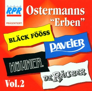 "diverse Interpreten - Ostermanns ""Erben"",Vol.2"