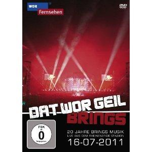 """Brings - Dat wor geil """"20 Jahr Brings Musik"""""""