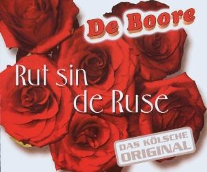 De Boore - Rut Sin De Ruse Maxi Single CD
