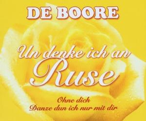 De Boore - Un Denke Ich An Ruse Maxi Single CD
