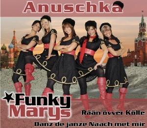 Funky Marys - Danz de janze Naach met mir