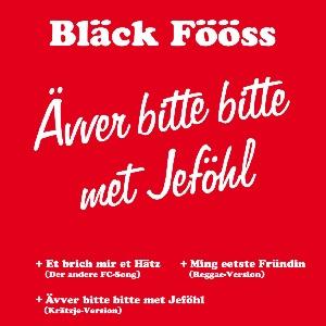 Bläck Fööss - Ävver bitte bitte met Jeföhl Maxi Single CD