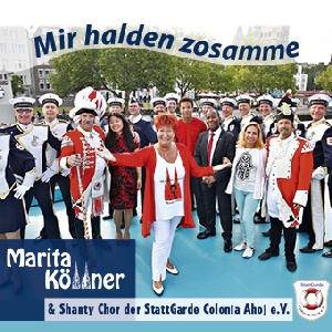 Marita Köllner - Mir halden zosamme