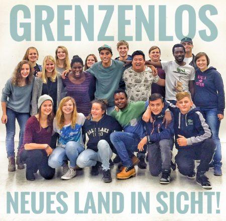 Chor Grenzenlos - Neues Land in Sicht
