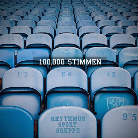Rhythmussportgruppe - 100.000 Stimmen - 0