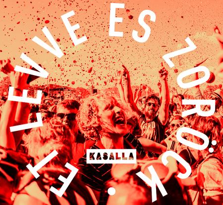Kasalla - Et Levve es zoröck - 0