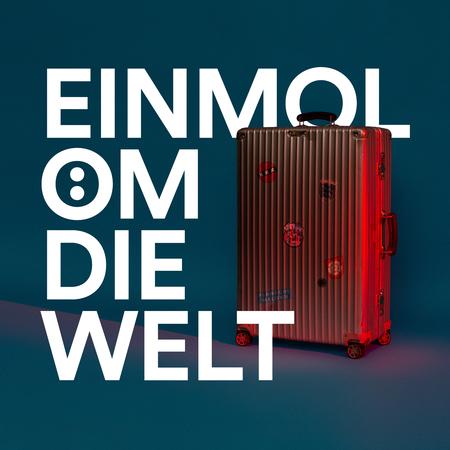 Planschemalöör - Einmol öm die Welt - 0