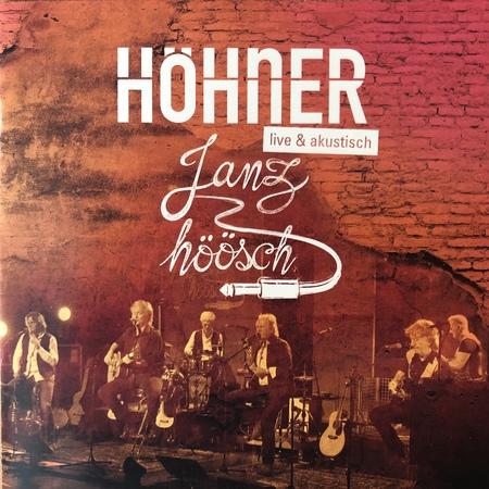 Höhner - Janz höösch - live & akustisch - 0