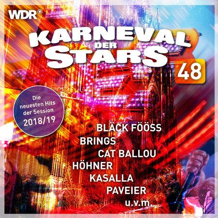 diverse Interpreten - Karneval der Stars 48 - 0