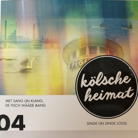 diverse Interpreten - Kölsche Heimat 04 - 0