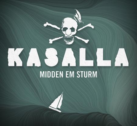 Kasalla - Midden em Sturm - 0
