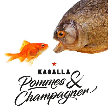 Kasalla - Pommes un Champagner - 0