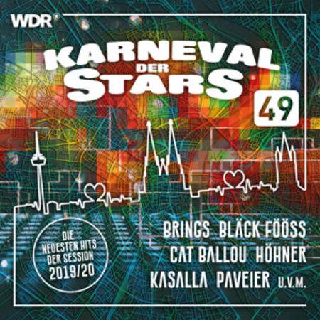 diverse Interpreten - Karneval der Stars 49 - 0