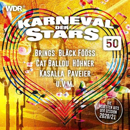 diverse Interpreten - Karneval der Stars 50 - 0