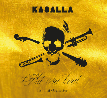 Kasalla - Nit esu laut (live mit Orchester) - 0