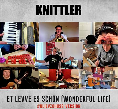 Stefan Knittler - Et Levve es schön (Wonderful Life) - 0