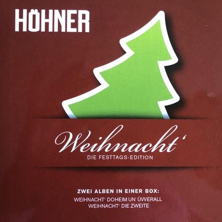 Höhner - Weihnacht´- Die Festtags-Edition - 0